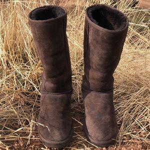 UGG Classic Tall 5815 Chocolate Brown Boot